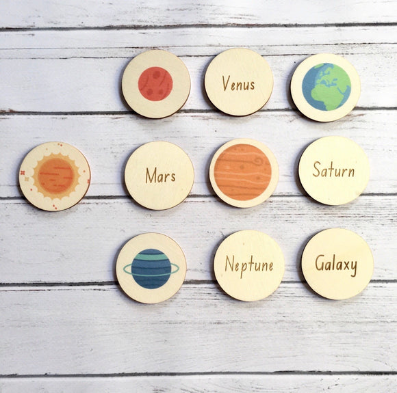 Planets - Story Teller / Educational Game