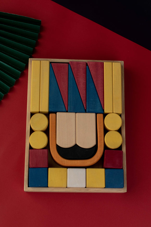 The Nutcracker Building Block set