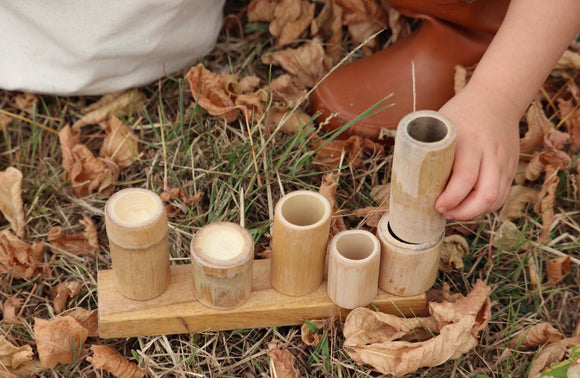 Bamboo Construction Set