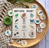 Nature Hunt - Activity Board