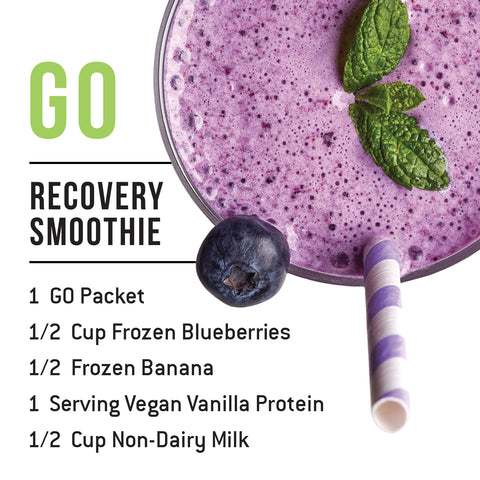 GO Recovery Smoothie