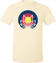Colorado Flag Men's Shirt (POD fundraiser)