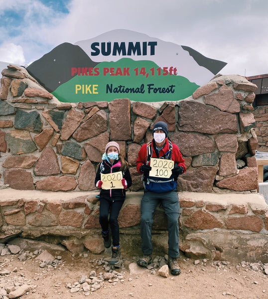 A 100th Fourteener to Share