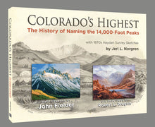 Load image into Gallery viewer, Colorado's Highest: The History of Naming the 14,000-Foot Peaks