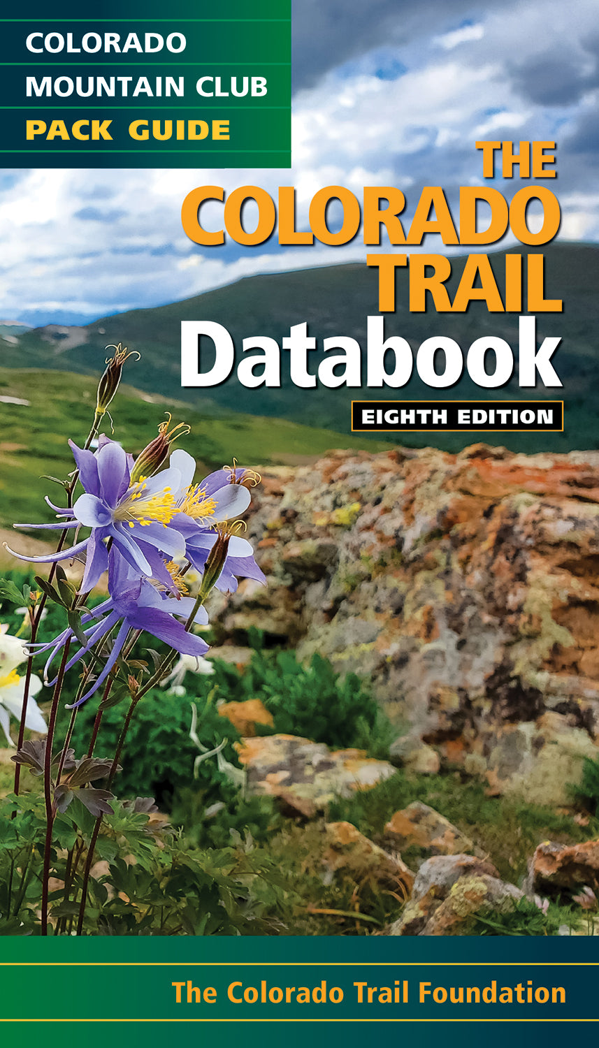 Colorado Trail Databook, 8th Edition