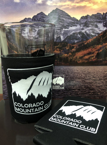 CMC Koozie - Black & White