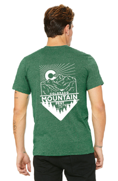 Limited Edition Colorado Mountain Fest T-Shirt