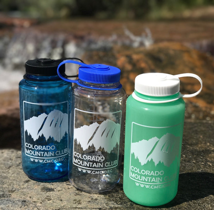 CMC Nalgene Water Bottles