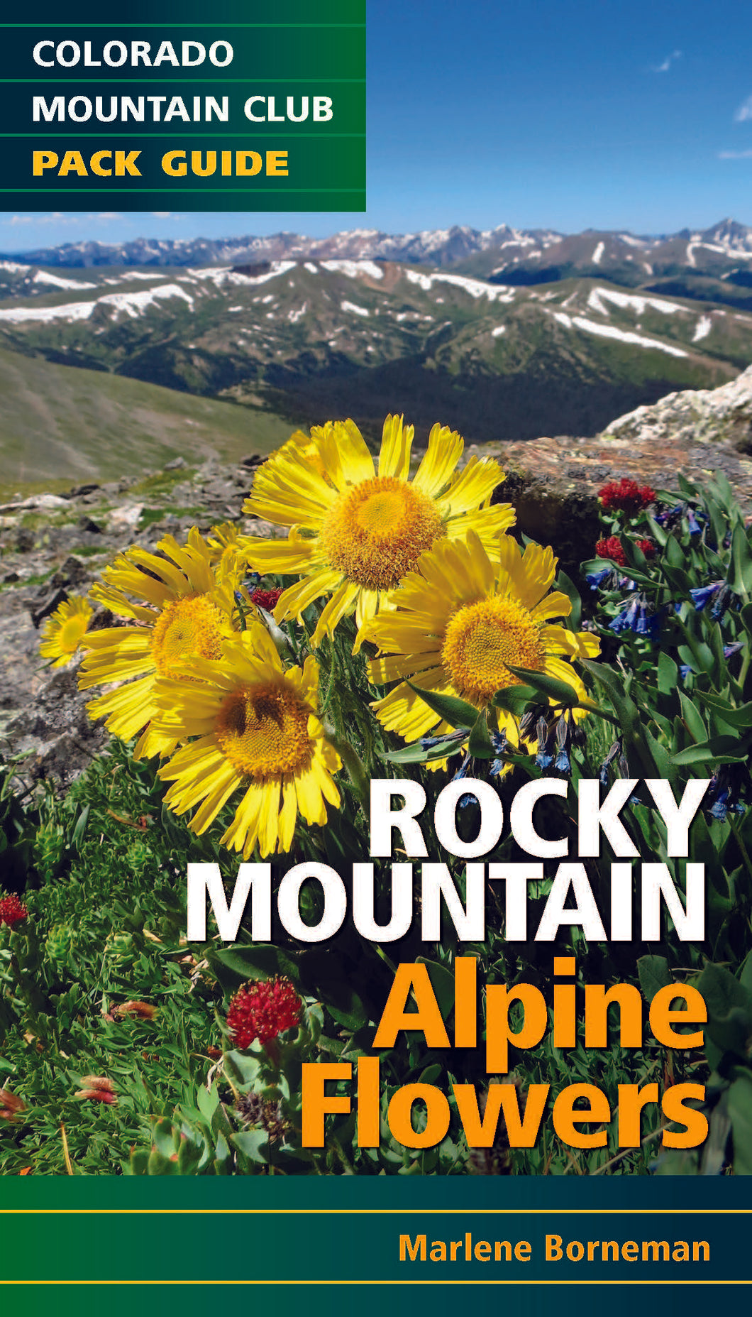 Rocky Mountain Alpine Flowers