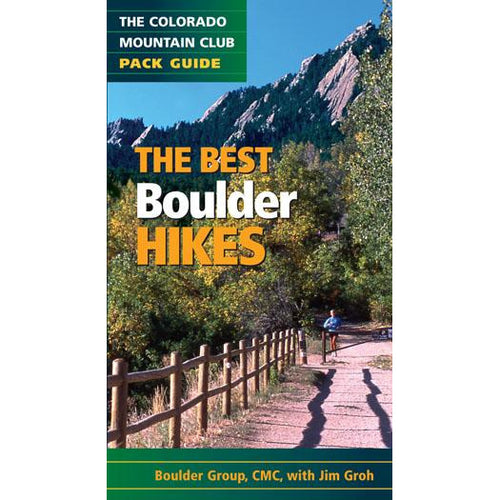 The Best Boulder Hikes