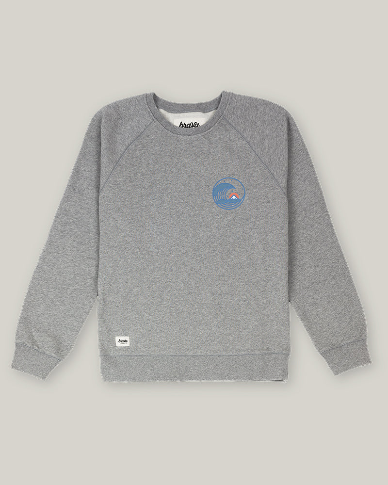 Sweatshirt Japanese Wave