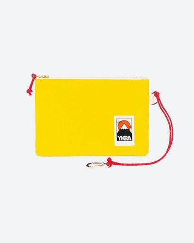 Ykra - Pouch Yellow by YKRA
