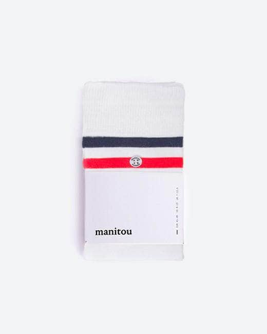 Socks Stripe Affairs by Manitou