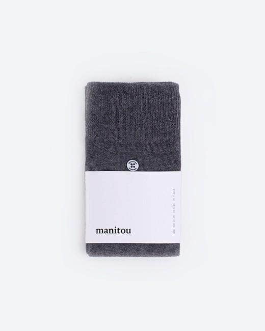 Socks Grey Dinosaur by Manitou