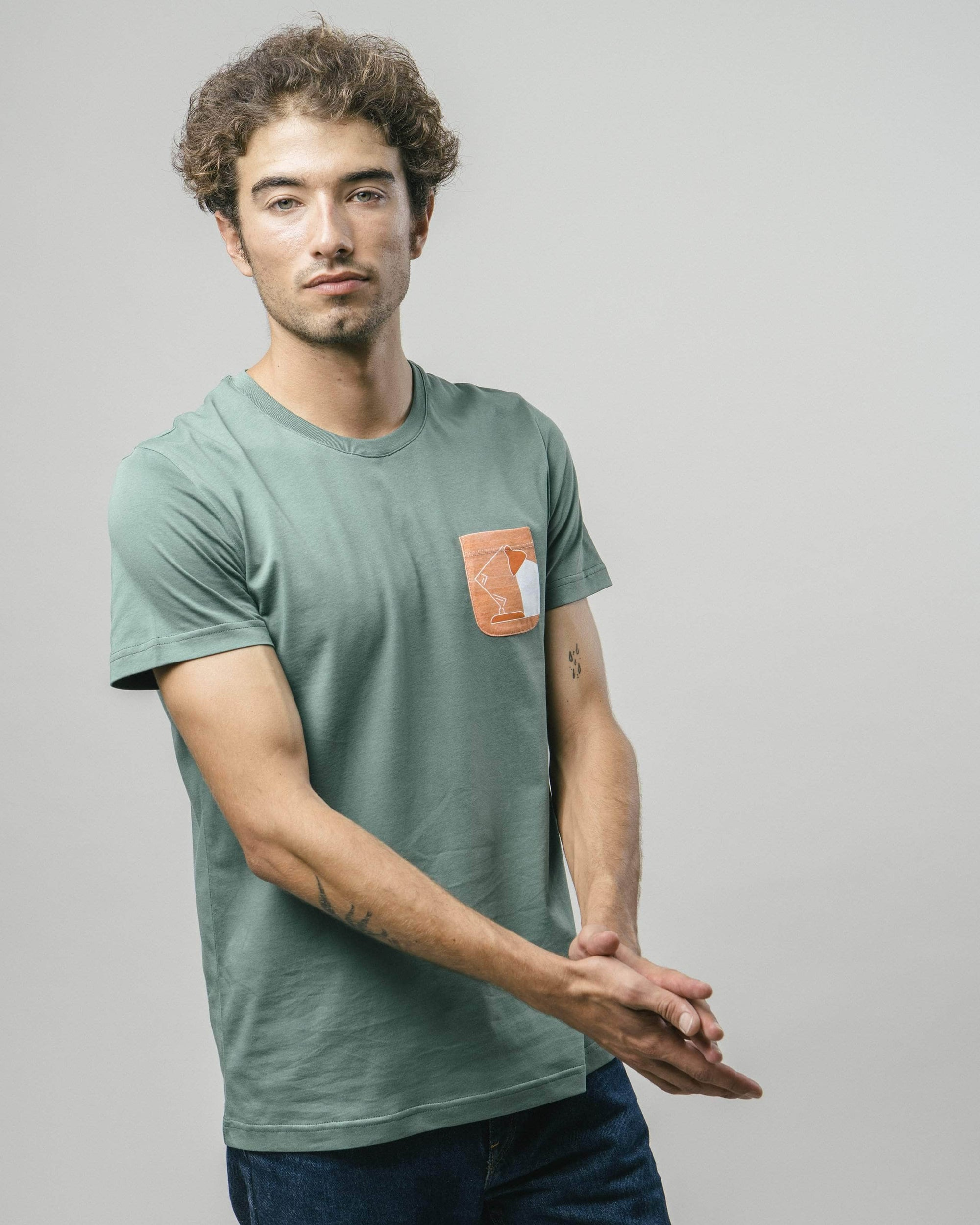 Orange Flexo T-Shirt