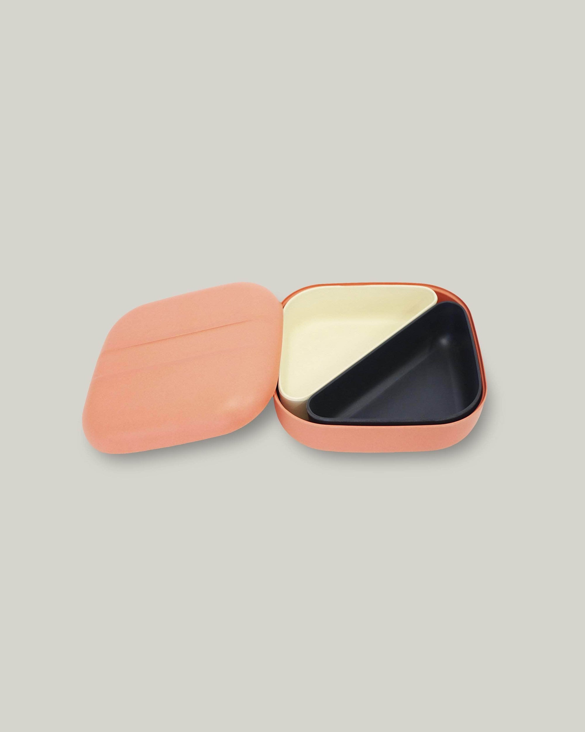 Bento Lunch Box - Coral