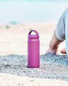 Kinto. Day off Tumbler 500ml Rosa. Trinkflasche 500 ml. Thermoflasche.