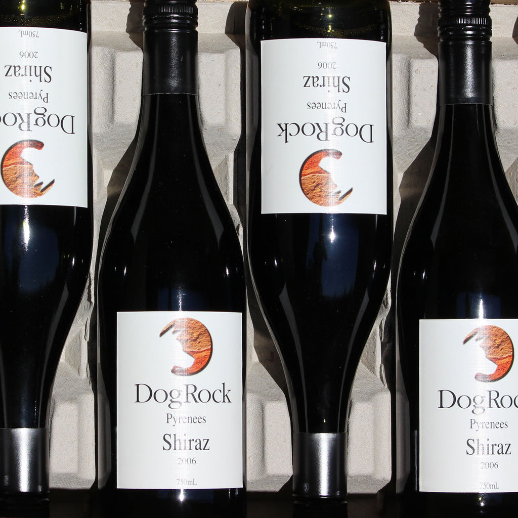 2006 Shiraz Six Pack