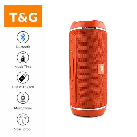 Image of Parlante bluetooth TG116 Pro Sonido Envolvente HD Bass AUX Impermeable - Smart Shop Colombia