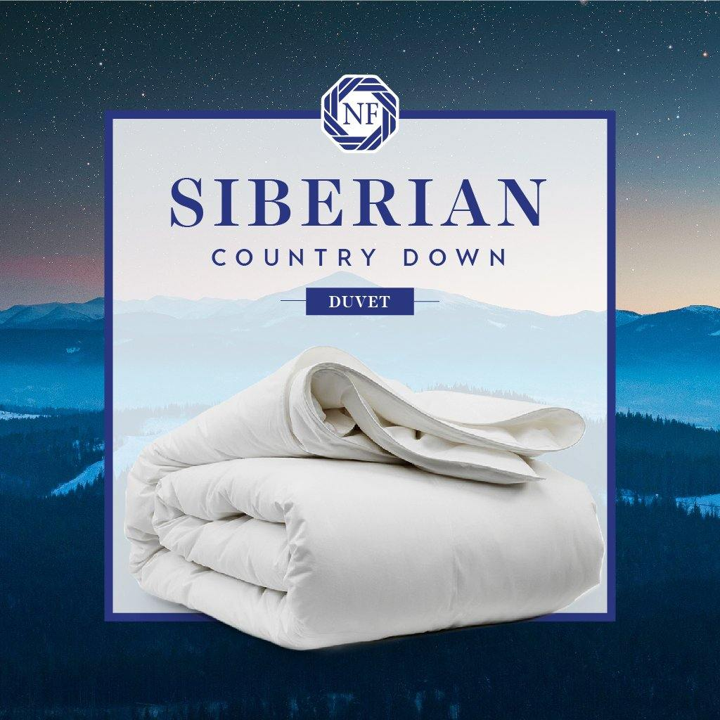 Siberian Country Down Duvet