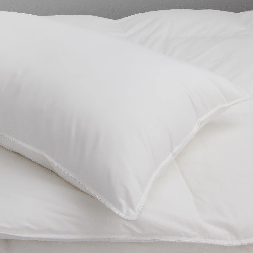 White Down Pillow