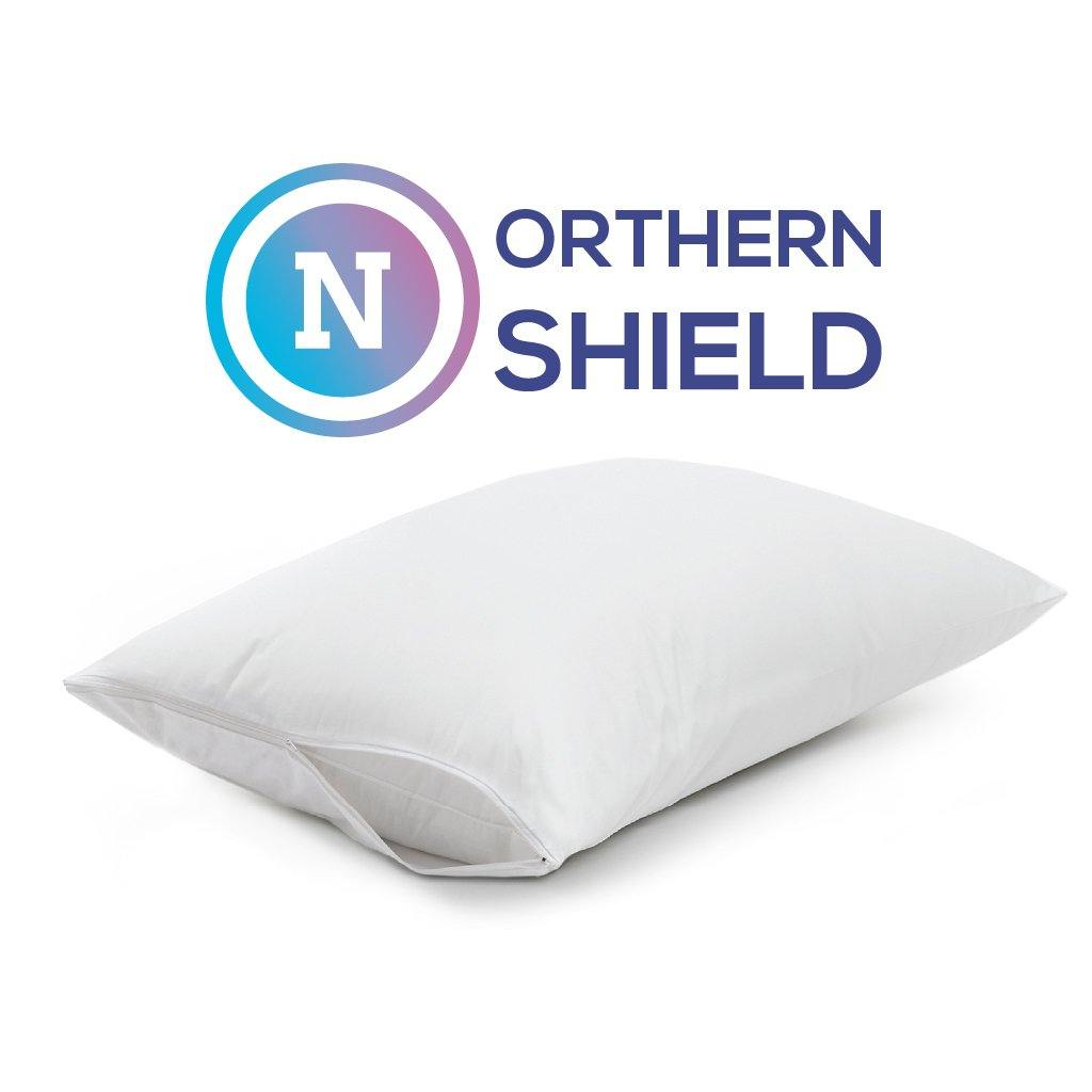 Northern Shield Pillow Protector - Northern Feather Canada eStore