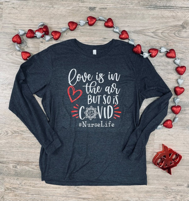 Love is in the Air- Long Sleeve