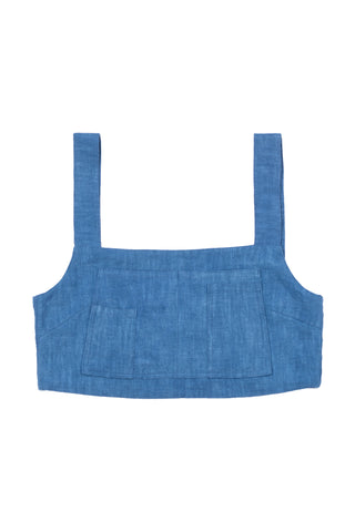 LL113. The Apron Top