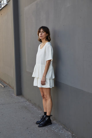 LL106. The Smock Dress