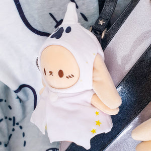 "!💜PRE ORDER💜! Baby Ghost Bunny 8"" Plush Keychain👻 