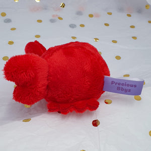 Precious Kreb Palm Sized Plush | Official Precious Bbyz Mascot Plush