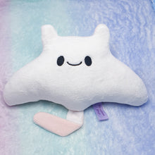Load image into Gallery viewer, Precious Stingy Manta Ray Plush | Official Precious Bbyz Manta Ray Mascot Plush