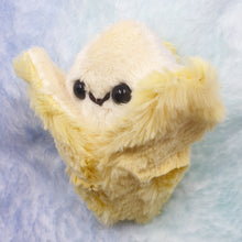 Load image into Gallery viewer, Teeny Banana •Made To Order• Plush | Handmade Tiny Peelable Banana Plush by Precious Bbyz