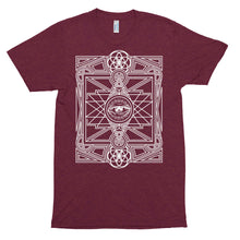 Load image into Gallery viewer, ORFIN Sacred Geometry Eye of Providence T shirt