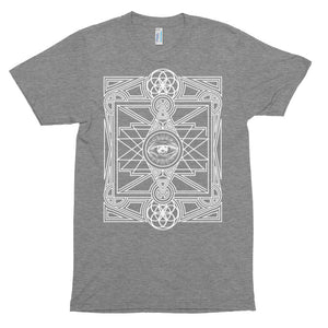 ORFIN Sacred Geometry Eye of Providence T shirt