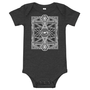 ORFINbaby Sacred Geometry Eye of Providence T shirt