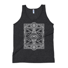 Load image into Gallery viewer, ORFIN Sacred Geometry Eye of Providence Tank