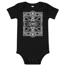 Load image into Gallery viewer, ORFINbaby Sacred Geometry Eye of Providence T shirt