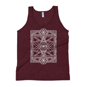 ORFIN Sacred Geometry Eye of Providence Tank