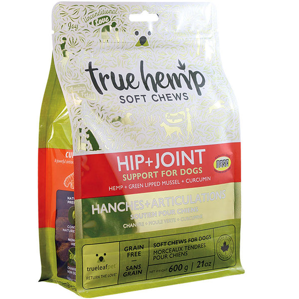 True Leaf Dog Hipjnt Chew 600G.