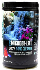 Microbe-Lift OPC Oxy Pond Cleaner.