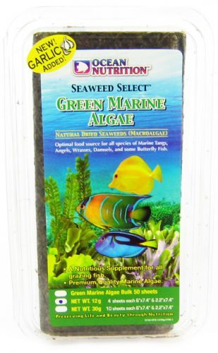 Ocean Nutrition Green Marine Algae.