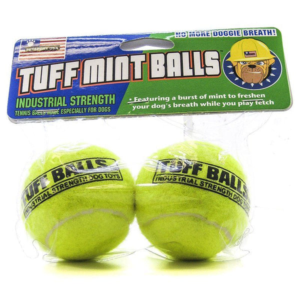 Petsport USA Tuff Mint Balls.
