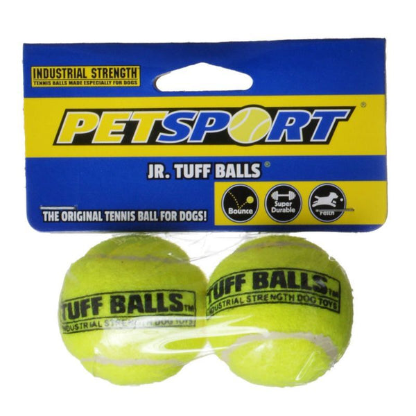 Petsport USA Jr. Tuff Balls.