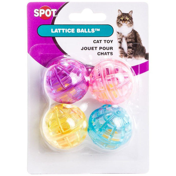Spot Spotnips Lattice Balls Cat Toys.