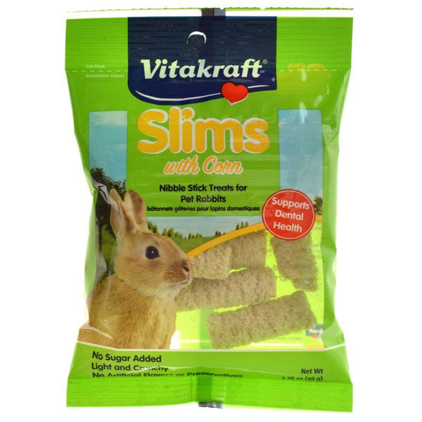 VitaKraft Slims with Corn for Rabbits