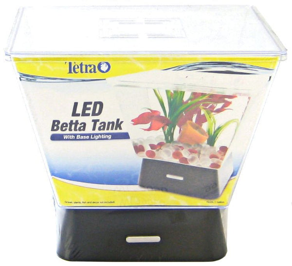 Tetra Betta Tank with LED Base Lighting