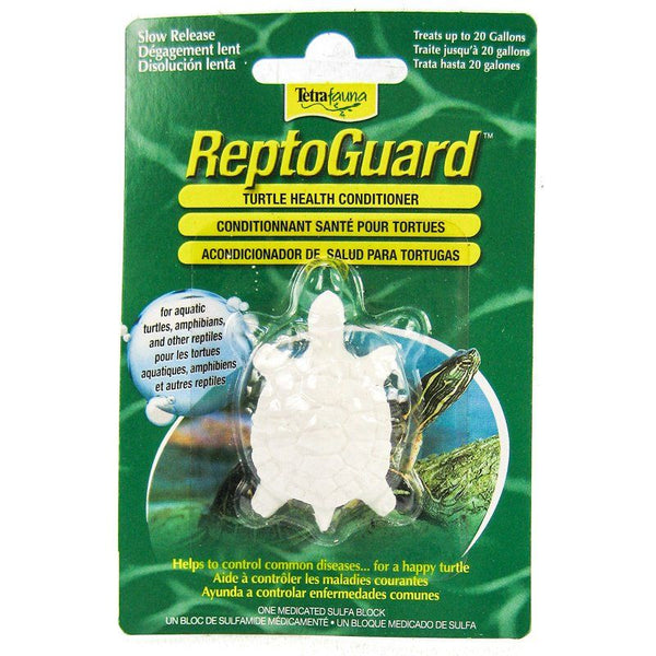 Tetrafauna ReptoGuard Turtle Health Conditioner.