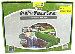 Tetra Pond GreenFree UV Clarifier (New).