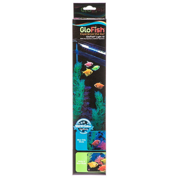 GloFish White/Blue LED Aquarium Light